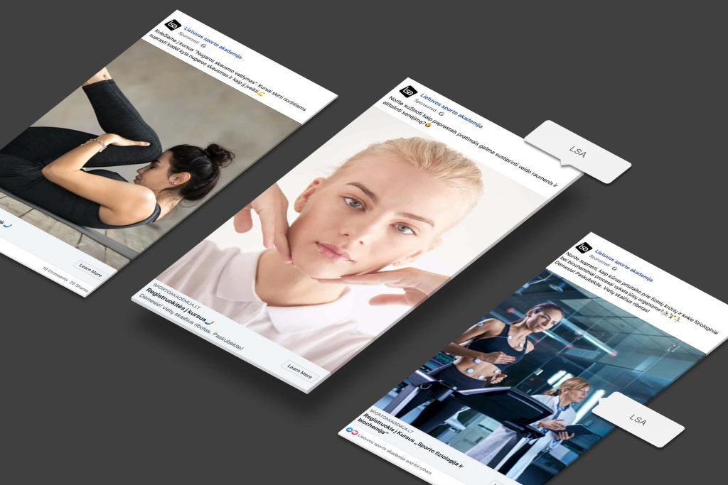 Facebook reklama